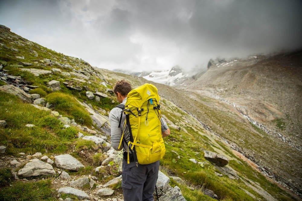 Mountaineering the Alpine Peaks