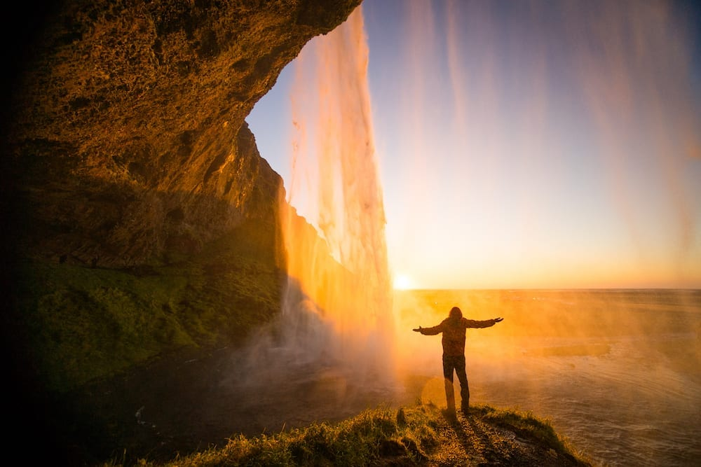 Chris Burkard captures Iceland's hidden beauty