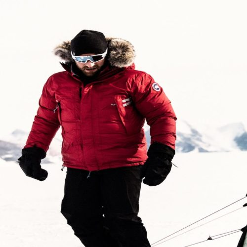 Withstanding some of the most challenging conditions, Ben explores the polar regions