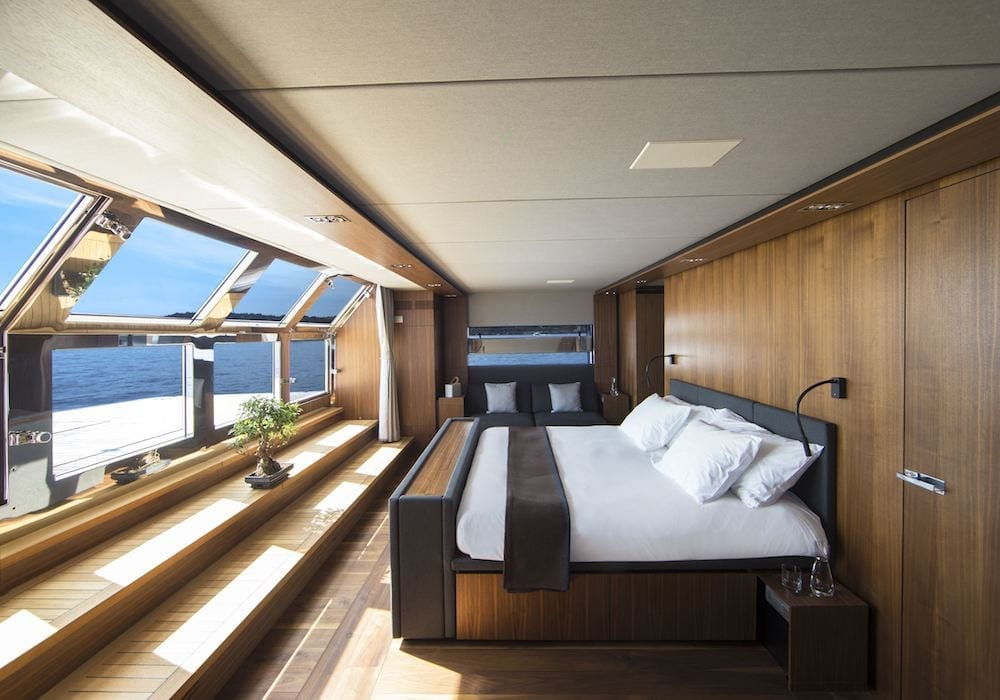 The contemporary luxury Master suite 27 Wallyace
