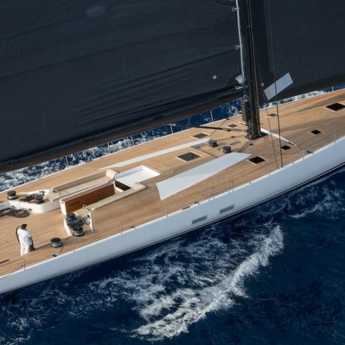 Palma (Mallorca, Spain) Wally Yachts, Wally Cento Galateia