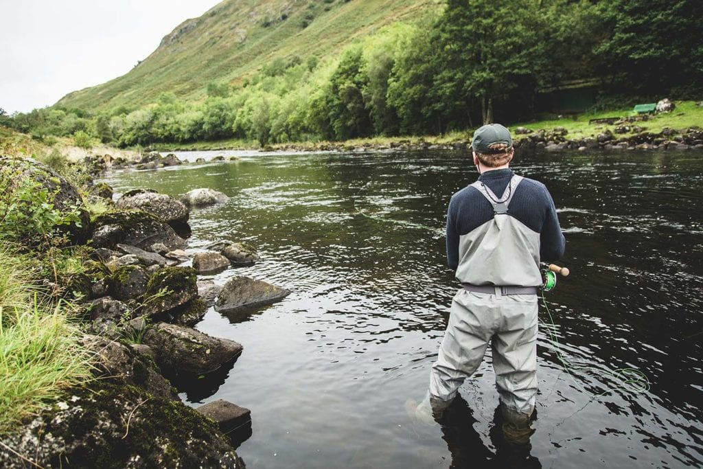 discover Scotland's fishing scene
