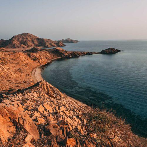 Coastline of Eritrea