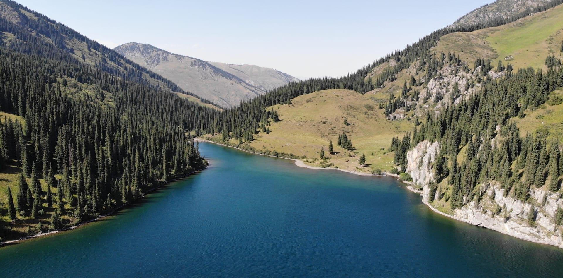 Kazakhstan's natural beauty