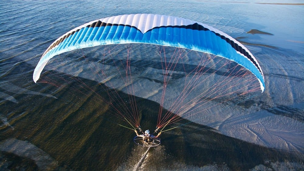 View Australia from above with this Paramotor