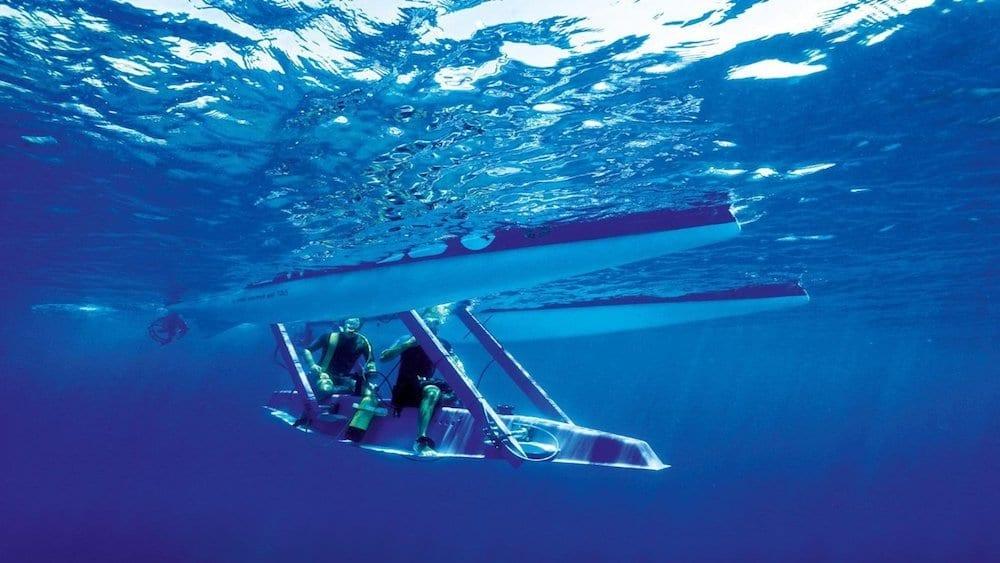 Platypus Underwater Craft, Thailand