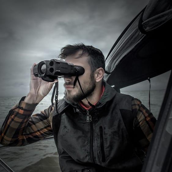 Thermal Imaging Binoculars, Svalbard