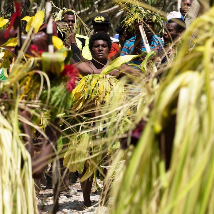 Tribe Papua New Guinea
