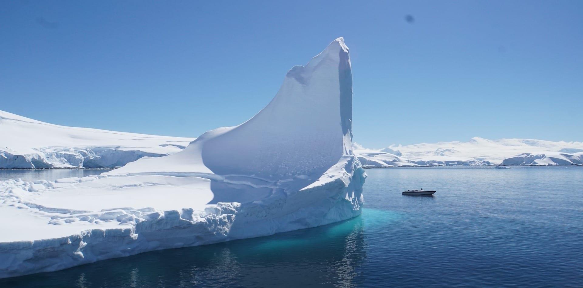 arctic iceburg