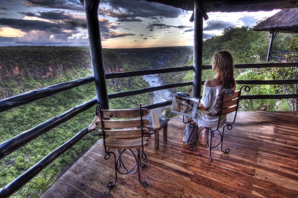 Terrace View Bakota Gorge