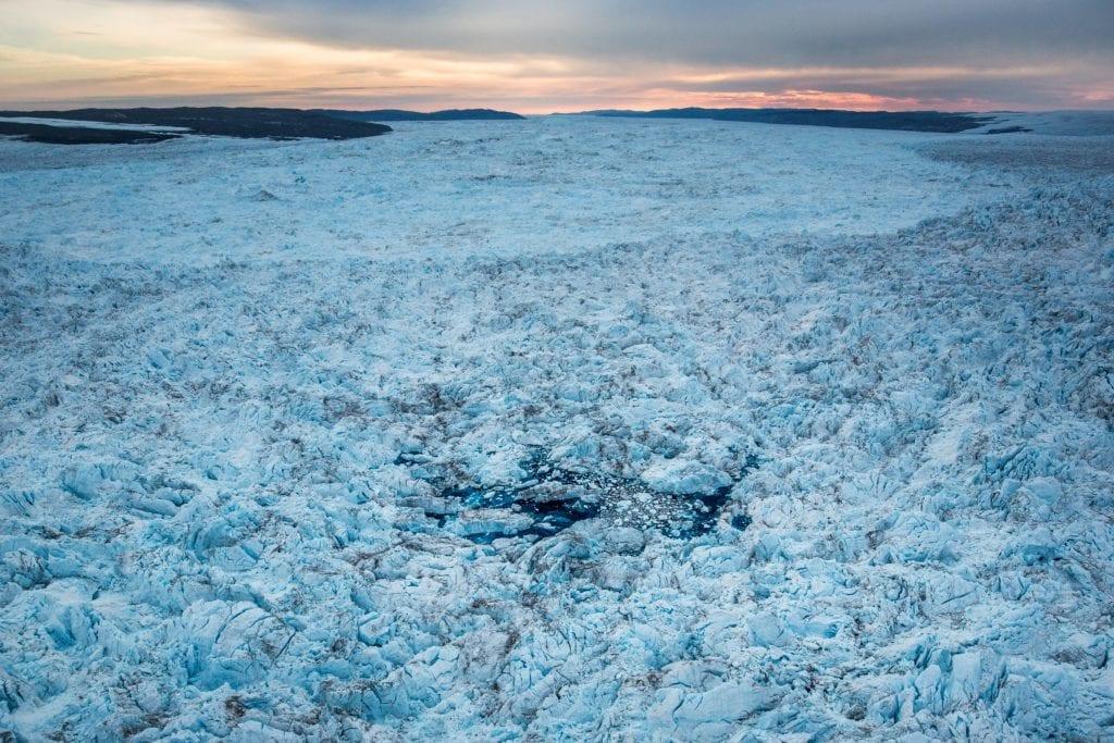 Edge Greenland Ice Sheet