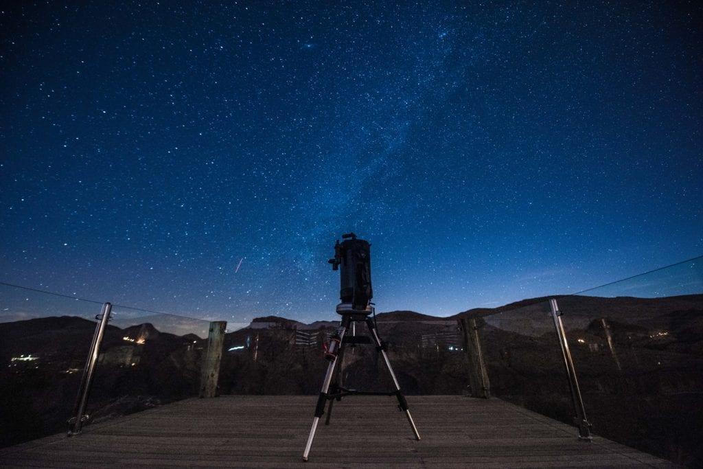 Alila Jabal Akhdar Alila Experience Stargazing Oman