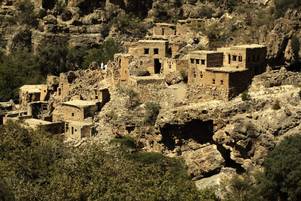 Alila Jabal Akhdar Village Destination in Oman