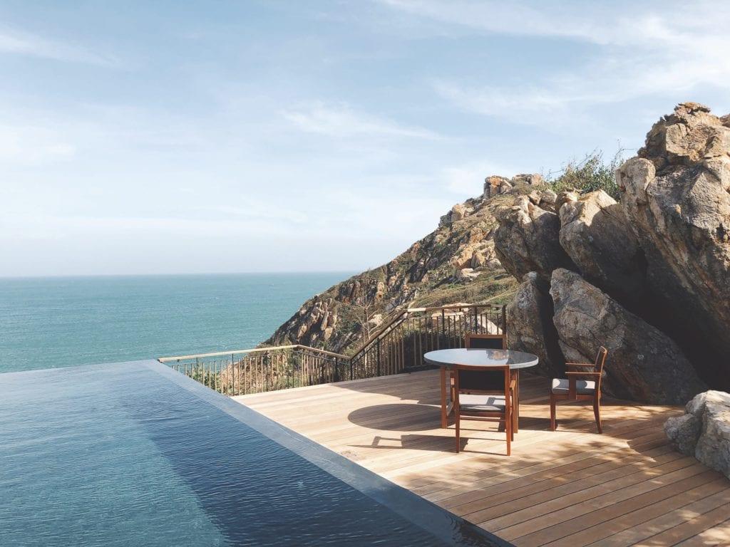 Amanoi Ocean Pool Villa Vietnam