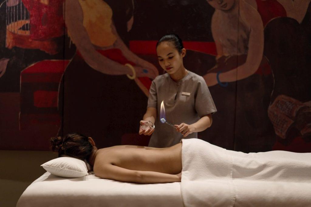 Vietnamese Massage at Amanoi Vietnam