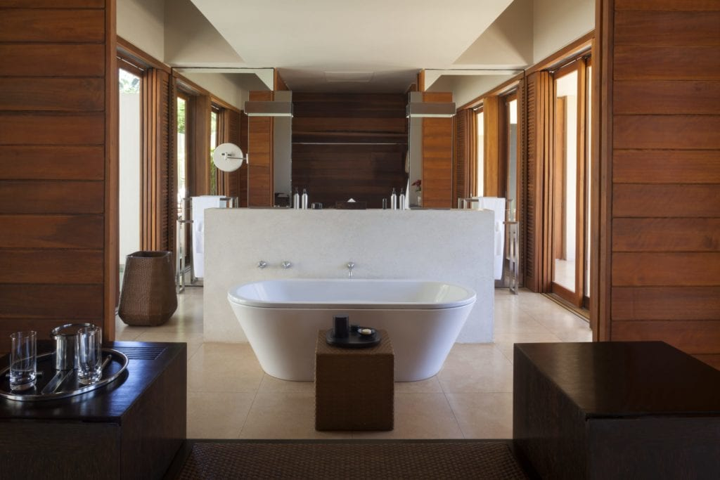 Bathroom Interior at Amanwella Sri Lanka