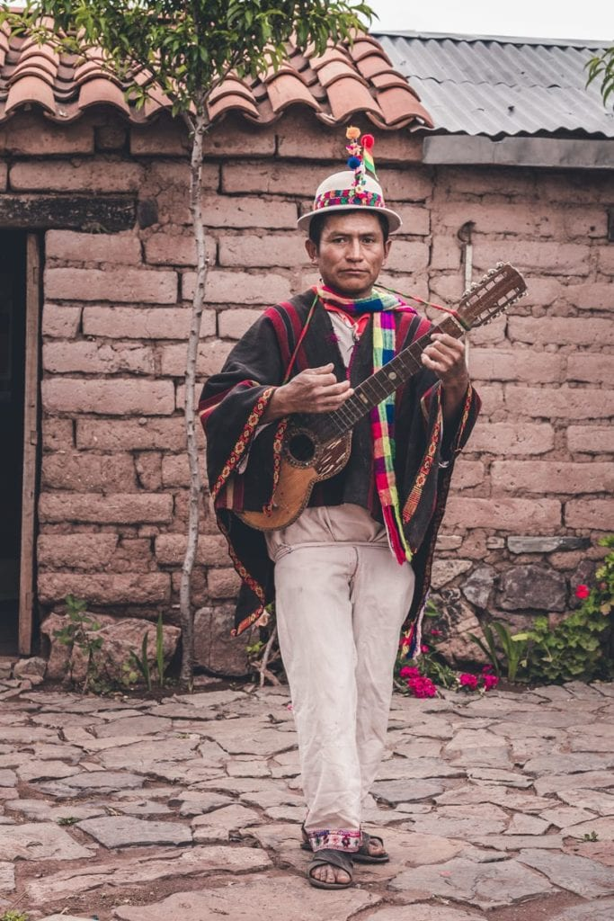 Andean Cultures in Bolivia