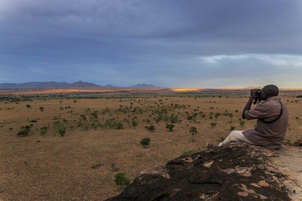 Apoka Landscape Sunset