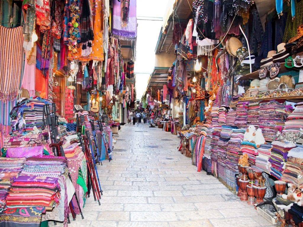 Arab Bazaar