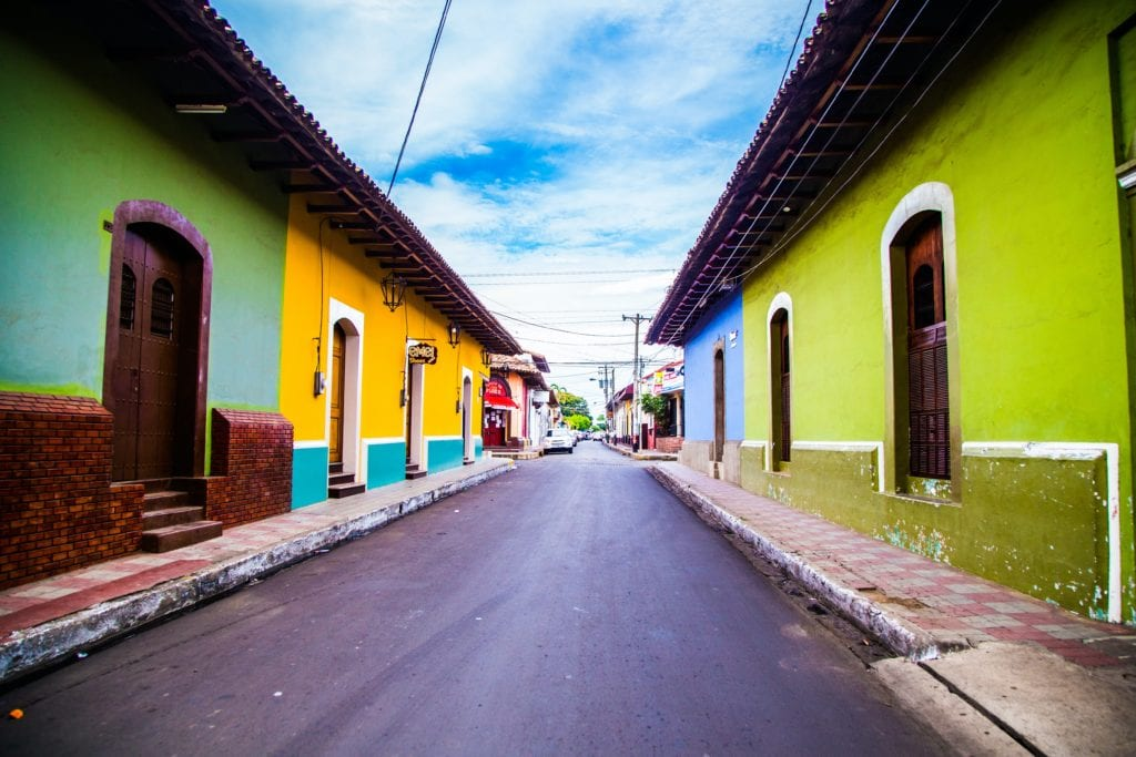 Architecture of Nicaragua