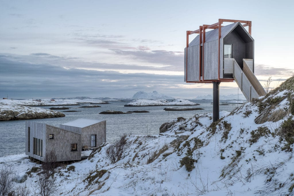 Arctic Hideaway Accommodation Norway
