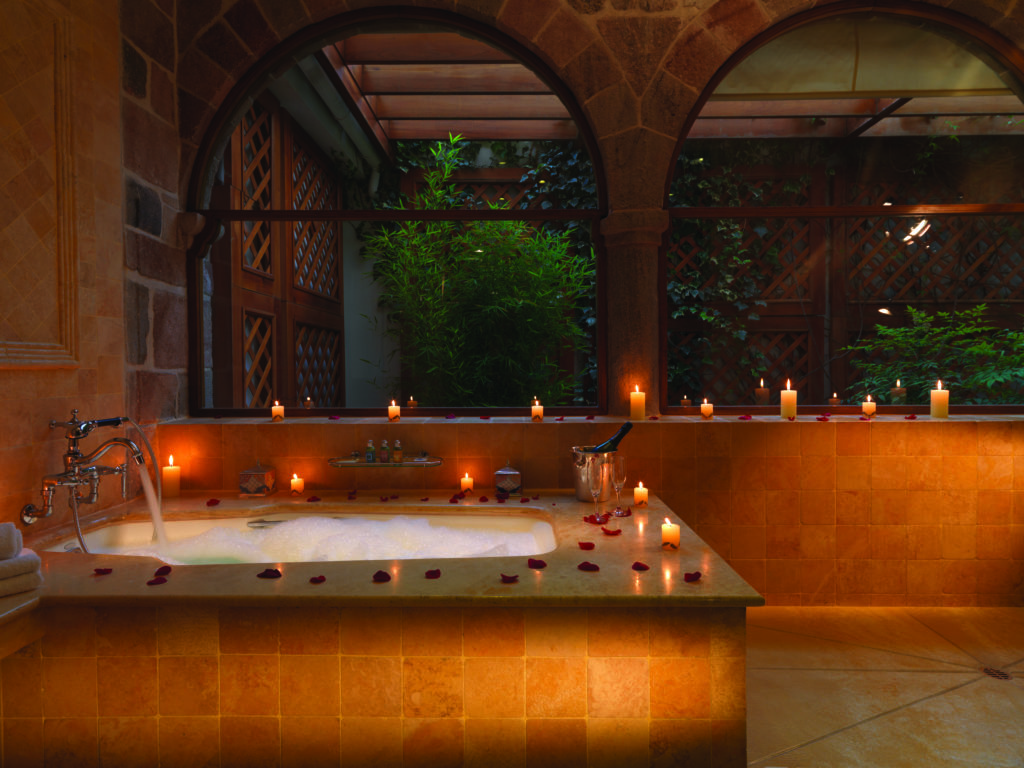 Bathroom at Belmond Hotel Monasterio Peru