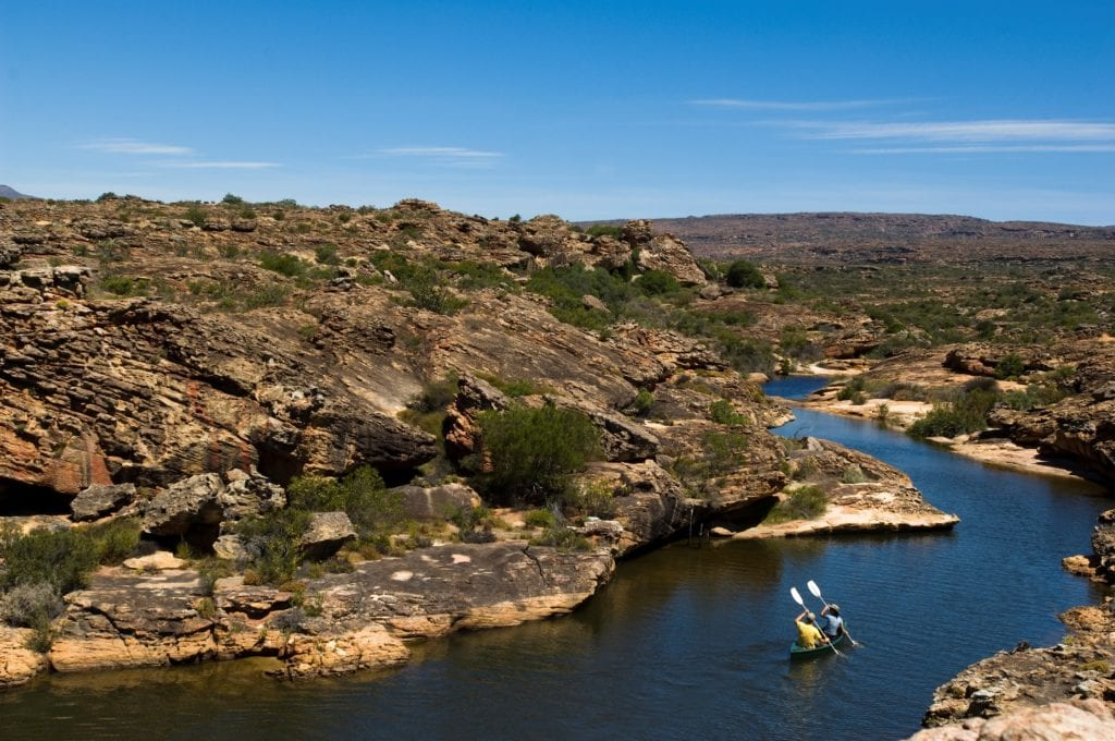 Bushmans Kloof Canoeing Experience Adventure South Africa