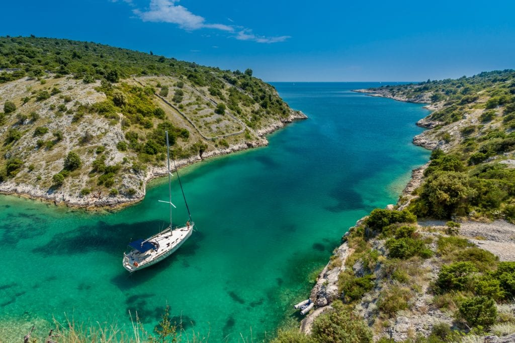 Sailing Yacht Croatia