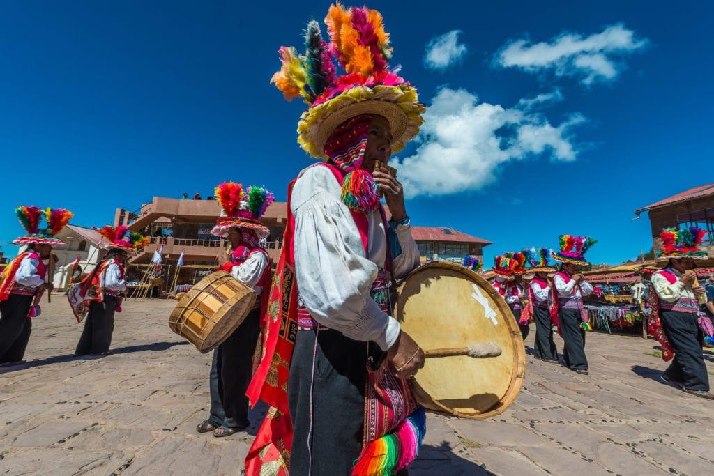 Cultural Experiences in Peru