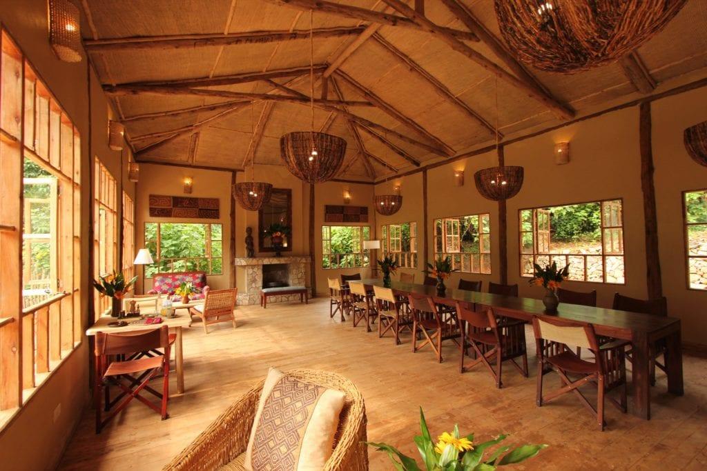 Dining Room Bwindi