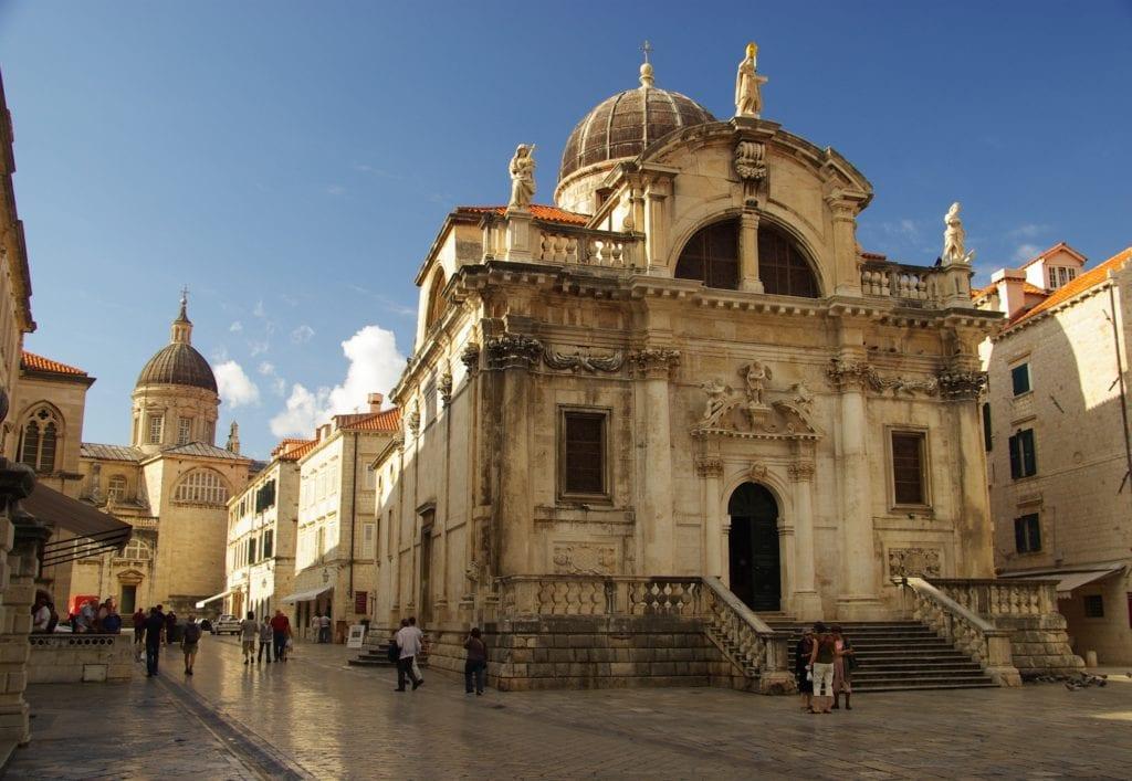 St Blasius Croatia