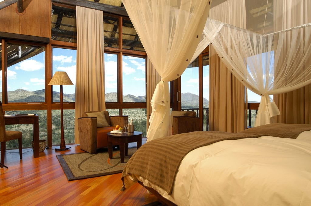 Elegant Suite at GocheGanas Namibia