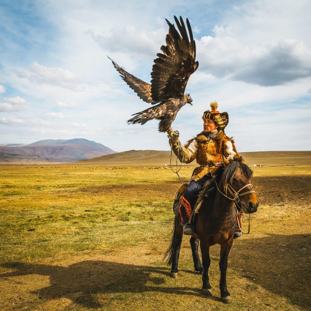 HEADER Mongolia Eagle