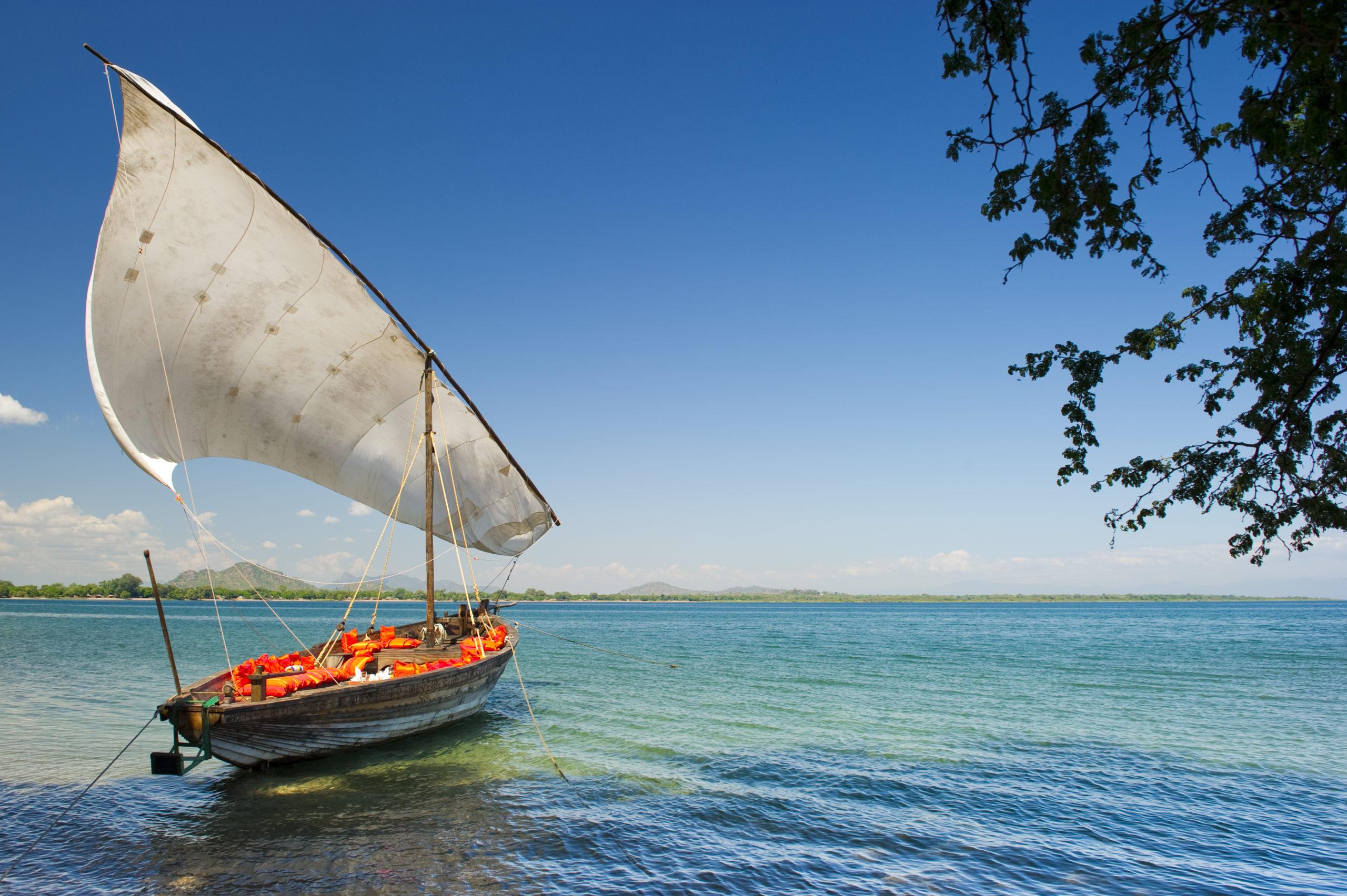 HERO Pumulani Boat Experience Malawi