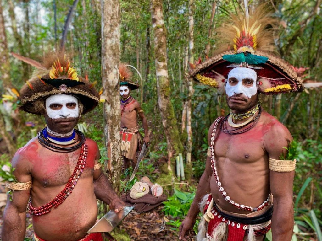 Hero Image Bare Bones Papua New Guinea