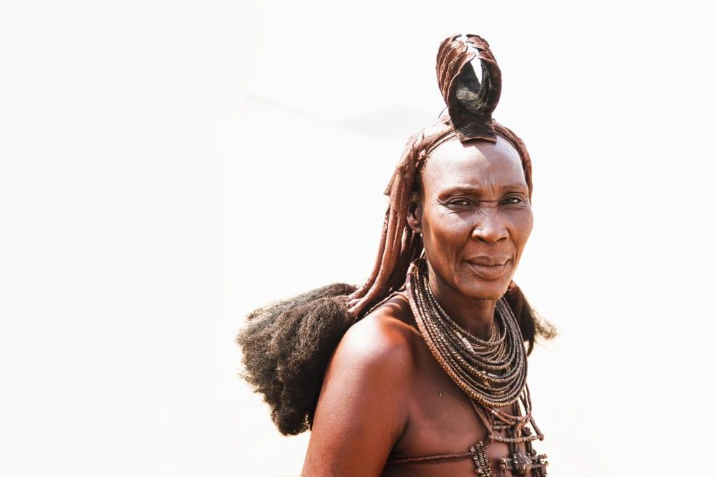Himba Woman Namibia