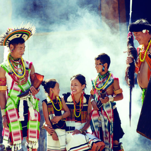 India Tribe Hornbill Festival