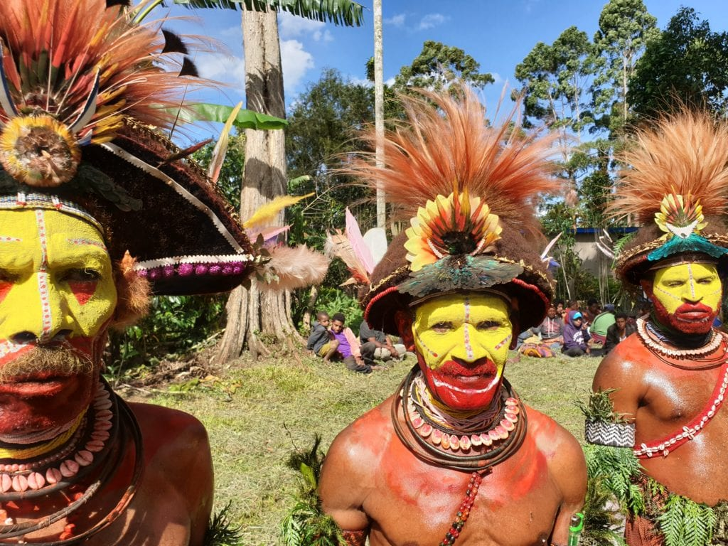 Huli Tribe Papua New Guinea Cultural Experience