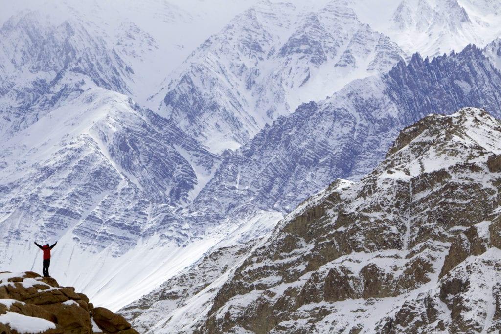 India Himalayas Mountains