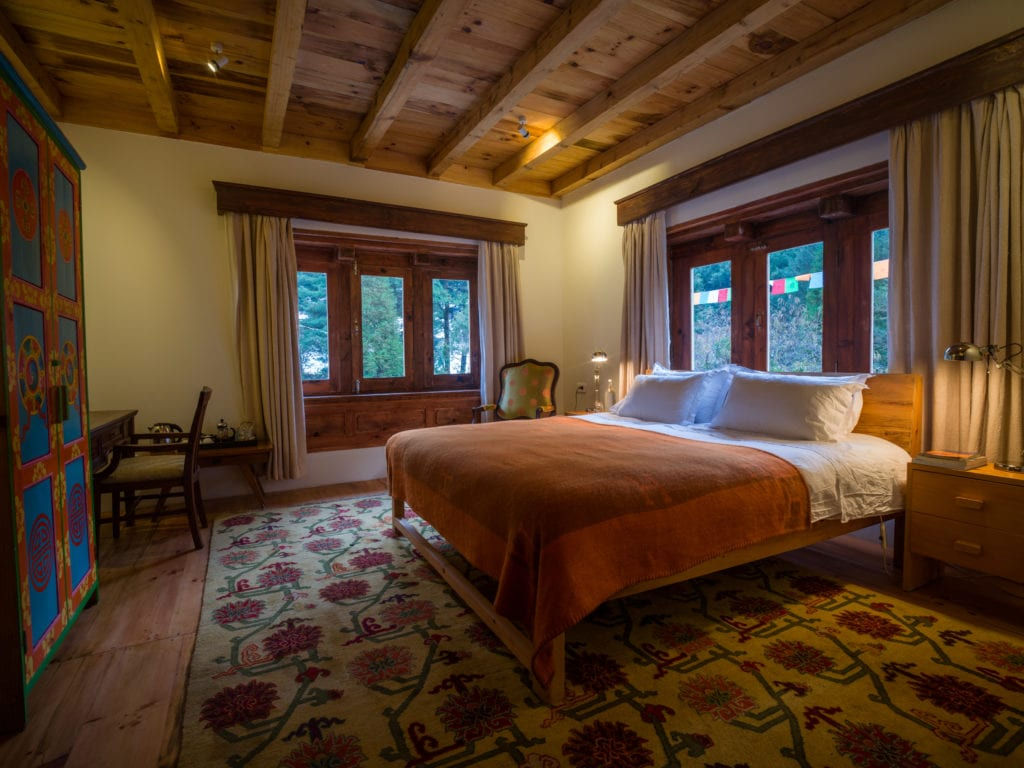 Interior of Roomat Happy House in Nepal