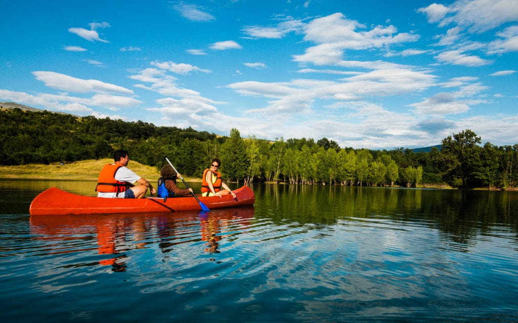 Kayak Dalmatian Hinterland