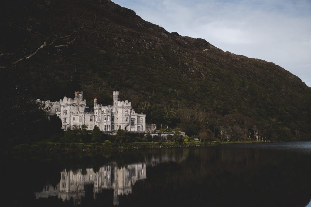 Kylemore Abbey Galway Ireland