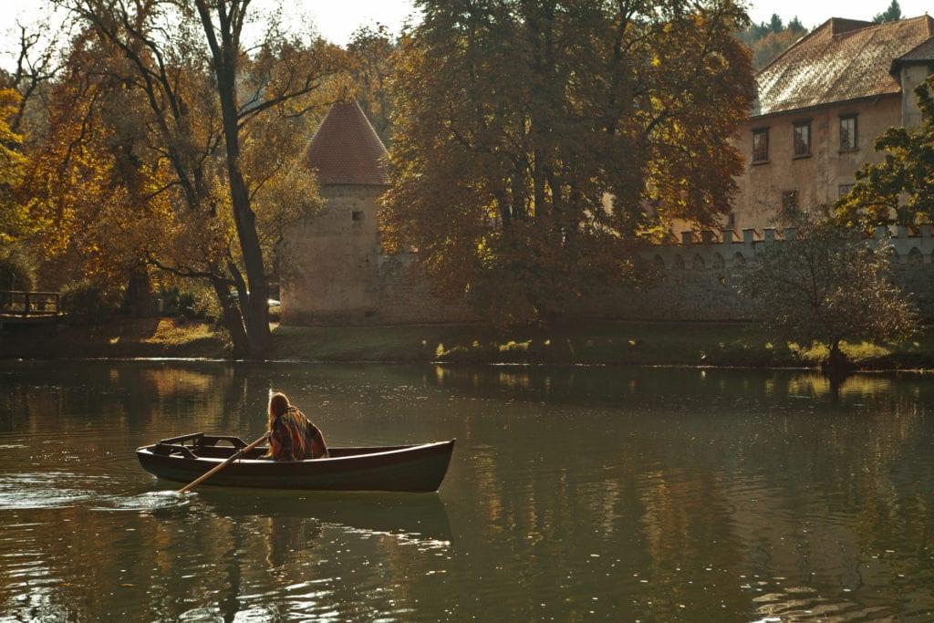 Lake Hotel Grad Otocec Slovenia