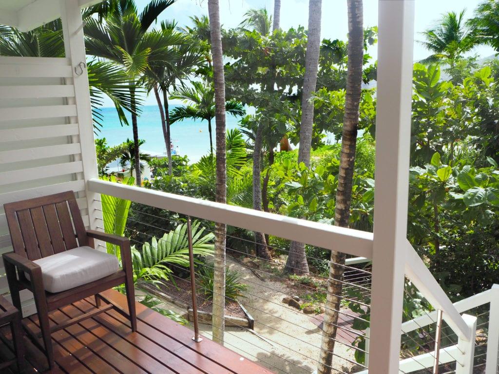 Gardenview Room Exterior Lizard Island Australia