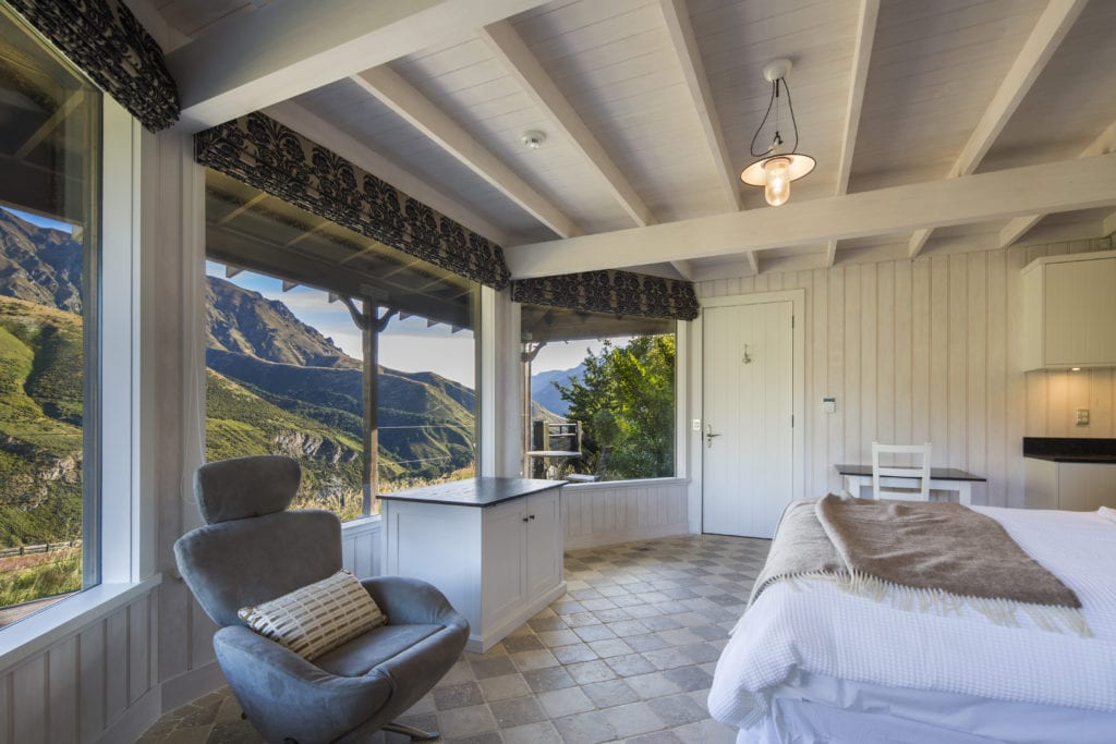 Mahu Whenua Cottage Room with View New Zealand