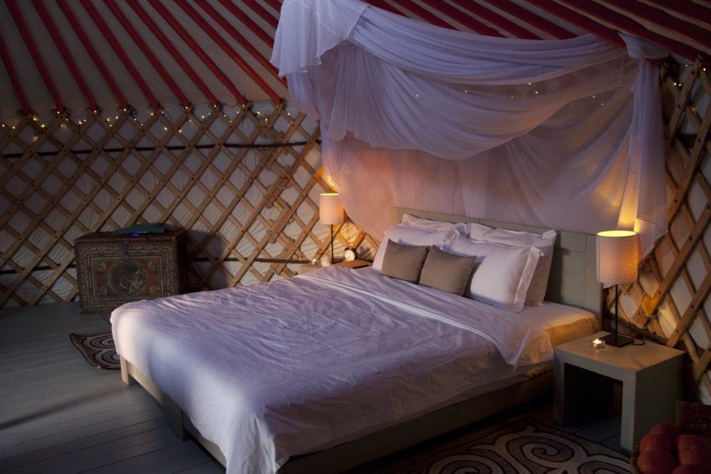 Mandala Mongolia Bedroom