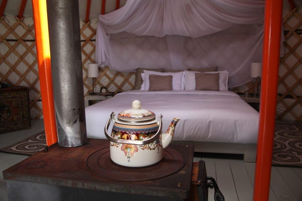 Mondala Mongolia Bedroom Teapot