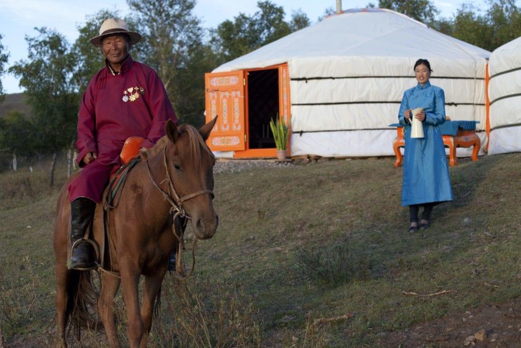 Mandala Mongolia Exteriors