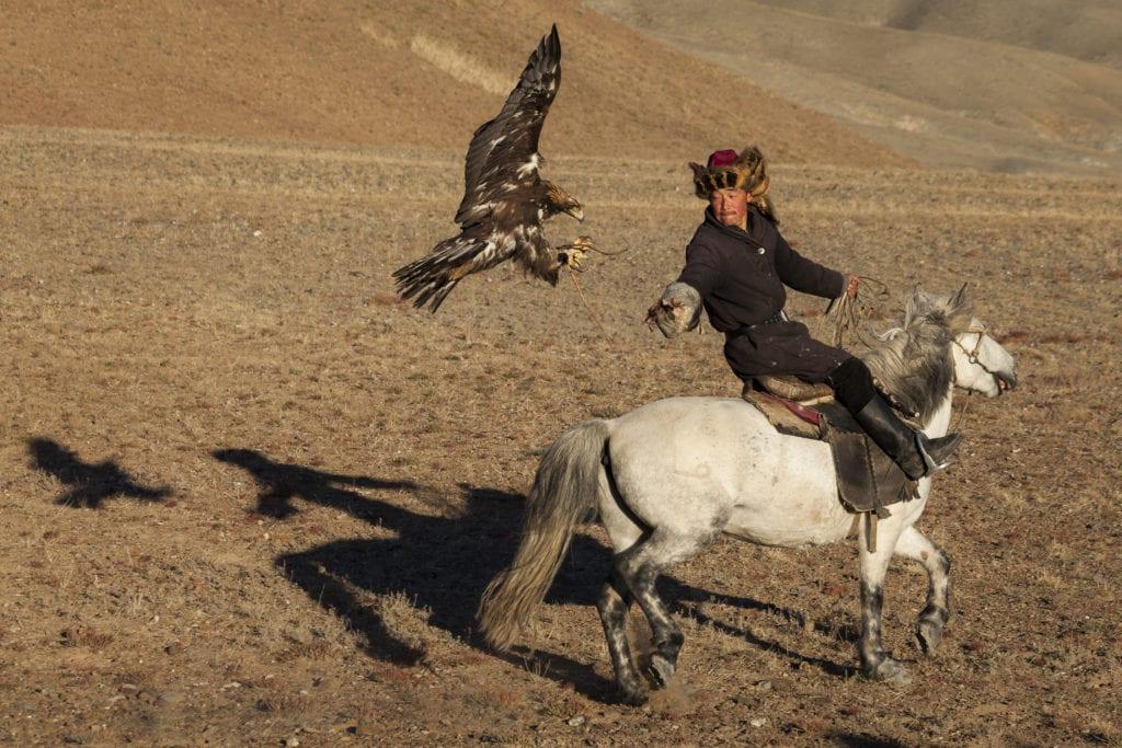 Mongolia Eagle Hunting