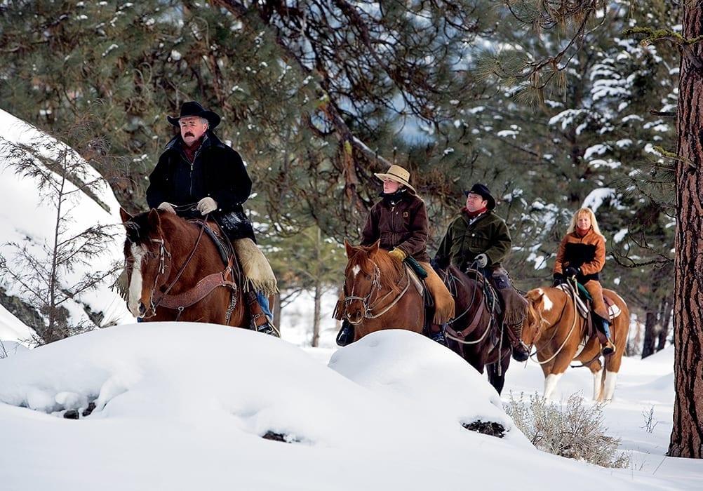 Montana Horseriding